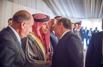 الملك: الأردن خط أحمر ضد الإرهاب والتطرف ولا مكان للإرهابيين فيه
