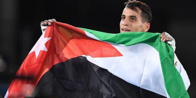 «التيار الوطني» يشيد بانجاز البطل الأردني ابوغوش