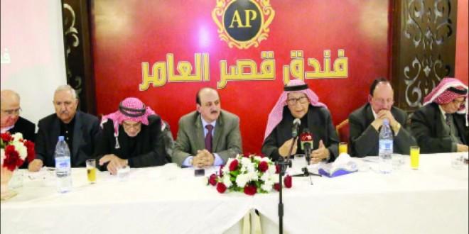 سياسيون يحذرون من مخططات تستهدف العرب