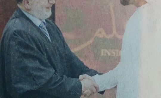 نشاطات الدكتور حمدي مراد في الامارات