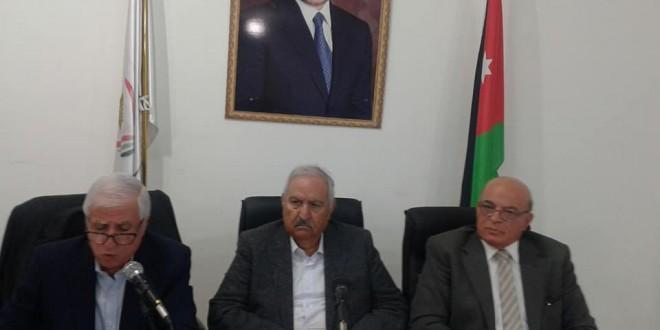 لقطات من اجتماع المجلس المركزي