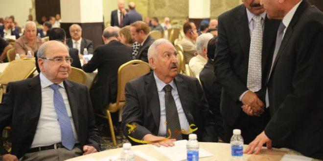 التيار الوطني يعيد انتخاب ارشيدات أمينا عاما والمجالي رئيسا فخريا