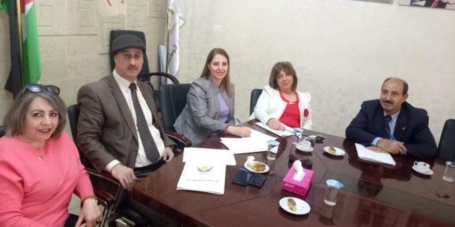 """لجنة المرأة في """"التيار الوطني"""" تسعى للنهوض بدور المرأة الاردنية"""